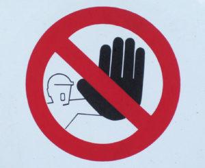 научиться говорить нет знак