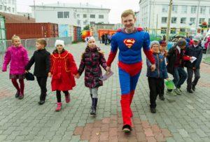 квест цепочка доверия супермэн