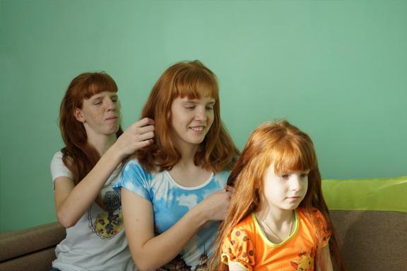 Выпускники Травниковского детского дома