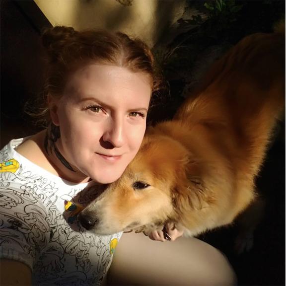 Анастасия Родимцева