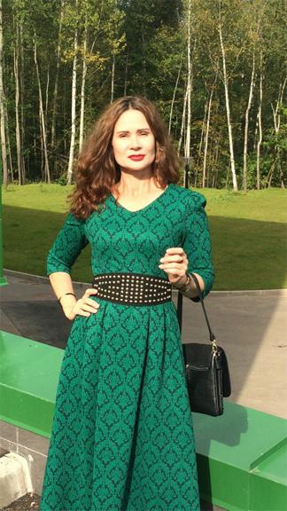 Лилия Берёзкина-Николайчук